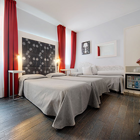 Foto camere Hotel Aaron Mestre Venezia